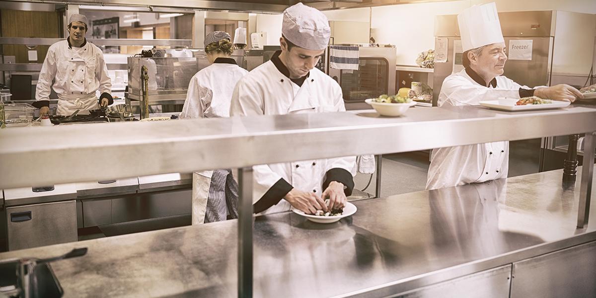 Come Far Funzionare La Cucina Di Un Ristorante Sarda Forniture